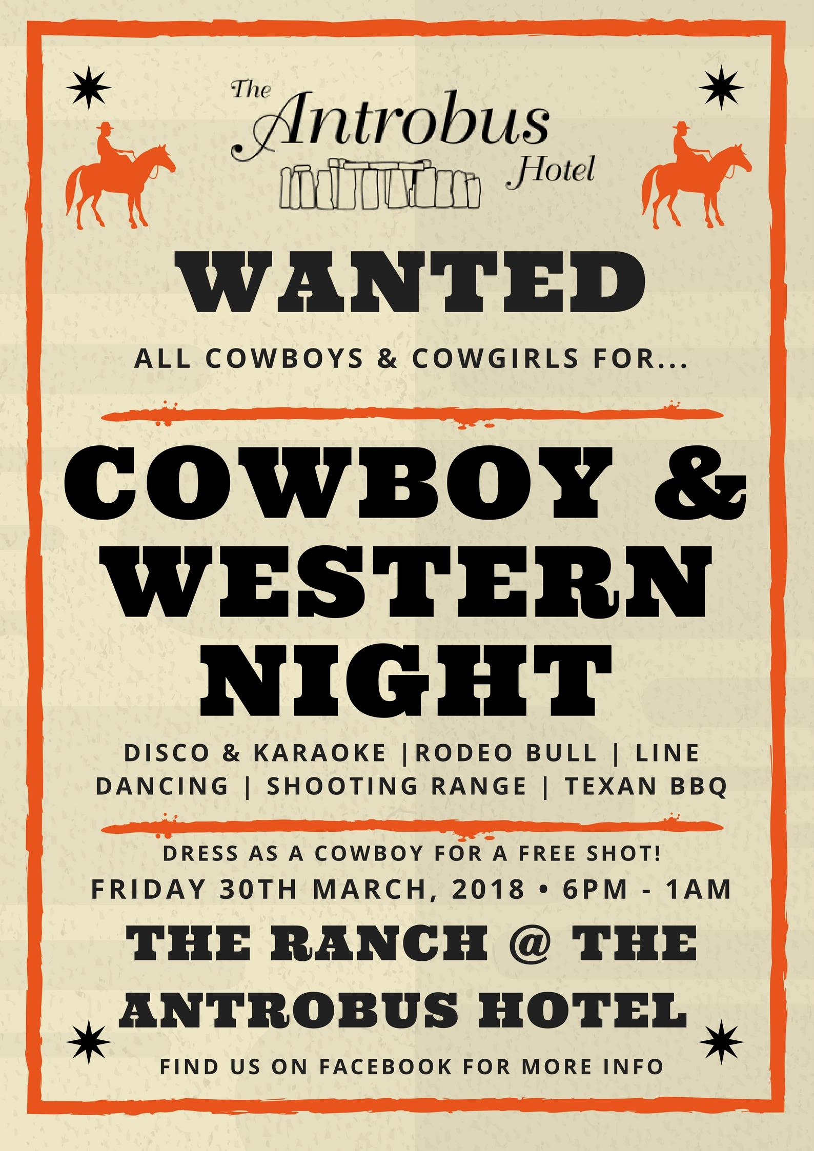 Western night